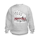 Pinochle Anyone? Sweatshirt