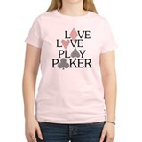 Poker Playing Cards T-Shirt