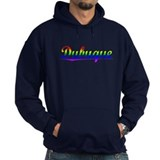 Dubuque, Rainbow, Hoody
