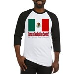 Illegal Immigration Baseball Jersey