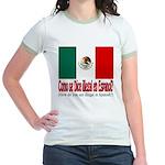 Illegal Immigration Jr. Ringer T-Shirt