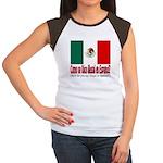 Illegal Immigration Women's Cap Sleeve T-Shirt