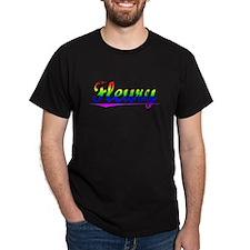 Fleury, Rainbow, T-Shirt