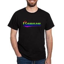Gannon, Rainbow, T-Shirt