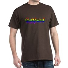 Gottfried, Rainbow, T-Shirt