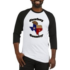 Cowboy Country Baseball Jersey