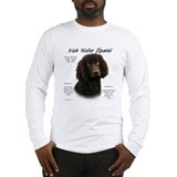 Irish Water Spaniel Long Sleeve T-Shirt