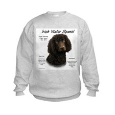 Irish Water Spaniel Sweatshirt