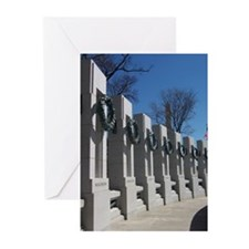 World War II Memoria Greeting Cards (Pk of 10)