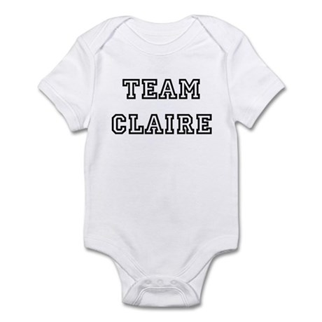 TEAM CLAIRE Infant Creeper
