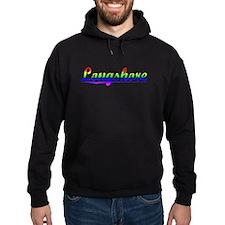 Longshore, Rainbow, Hoodie