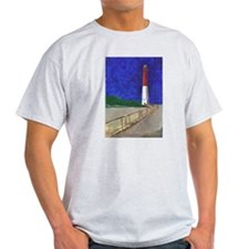 Old Barney Lighthouse T-Shirt