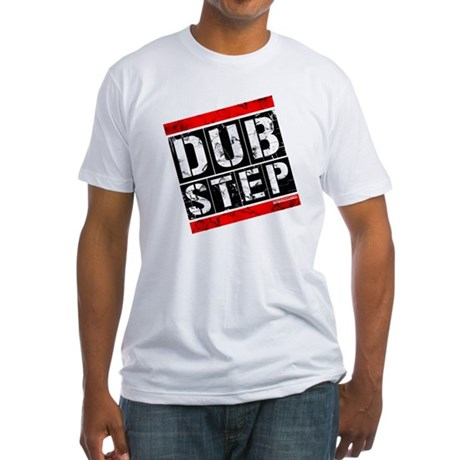 Dub Step Fitted T-Shirt