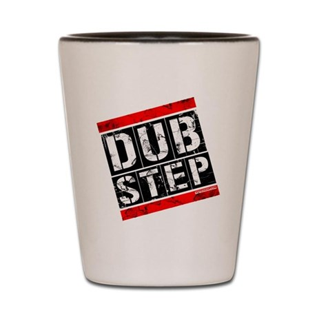 Dub Step Shot Glass