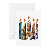 Cute Judaism Greeting Cards (Pk of 20)