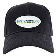 Cocksucker Baseball Cap