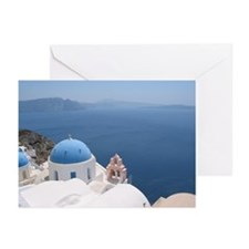 Santorini Greeting Cards (Pk of 20)