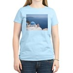 Santorini Women's Light T-Shirt