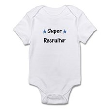 Super Recruiter Infant Bodysuit