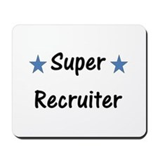 Super Recruiter Mousepad
