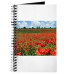 Poppy Fields Journal
