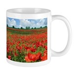 Poppy Fields Mug