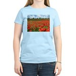 Poppy Fields Women's Light T-Shirt