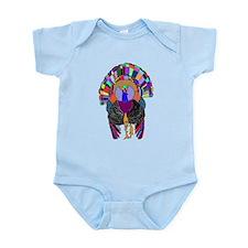 Turkey With Attitude Infant Bodysuit