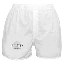 Goodbye Pluto Boxer Shorts