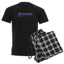 Mauricio, Rainbow, Pajamas