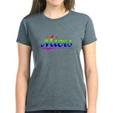 Miers, Rainbow, Tee