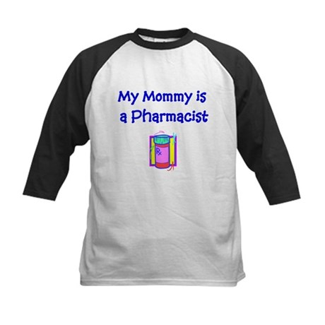 My Mommy Is A Pharmacist Baseball Jersey