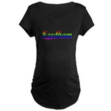 Needham, Rainbow, T-Shirt