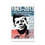 Kennedy Assassination 50 Year Anniversary Rectangl