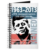 Kennedy Assassination 50 Year Anniversary Journal
