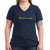 Pidgeon, Rainbow, Shirt