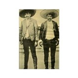 Emiliano Zapata Mexican Revolution Magnet