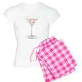 Bunco Martini Cocktail pajamas