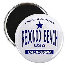 Rodondo Beach (CA) Magnet
