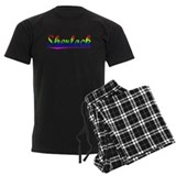 Sherlock, Rainbow, pajamas