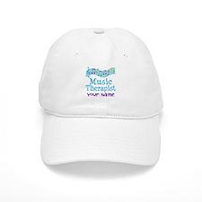 Personalized Music Therapist Cap