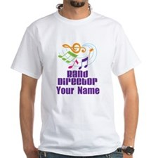 Personalized Band Director Shirt