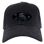 Masonic Fantasy Blue Black Cap