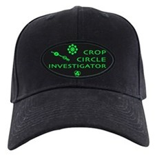 Crop Circle Investigator Baseball Hat