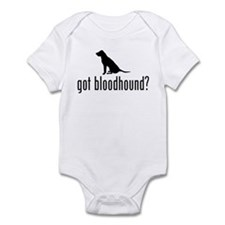 Bloodhound Infant Creeper