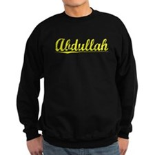 Abdullah, Yellow Sweatshirt