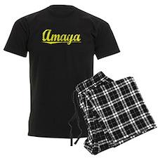Amaya, Yellow Pajamas