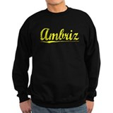 Ambriz, Yellow Sweatshirt