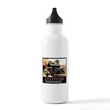 Sniper Attitude Water Bottle