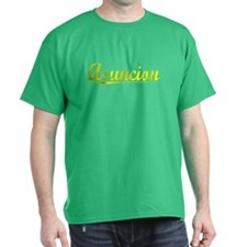 Asuncion, Yellow T-Shirt